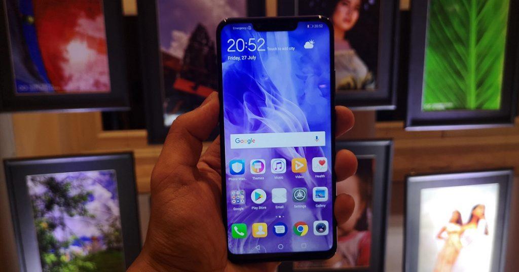 Huawei Nova 3i price in nepal prebooking offer