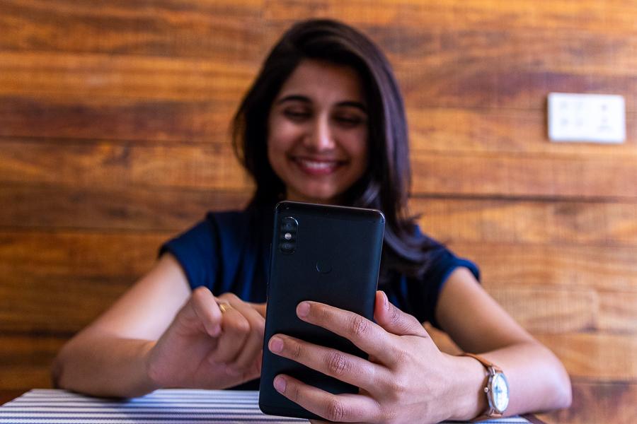 Xiaomi Redmi Note 5 AI Review design