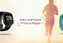 fitbit smartwatch price nepal