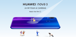 huawei nova 3 launched nepal price specifications