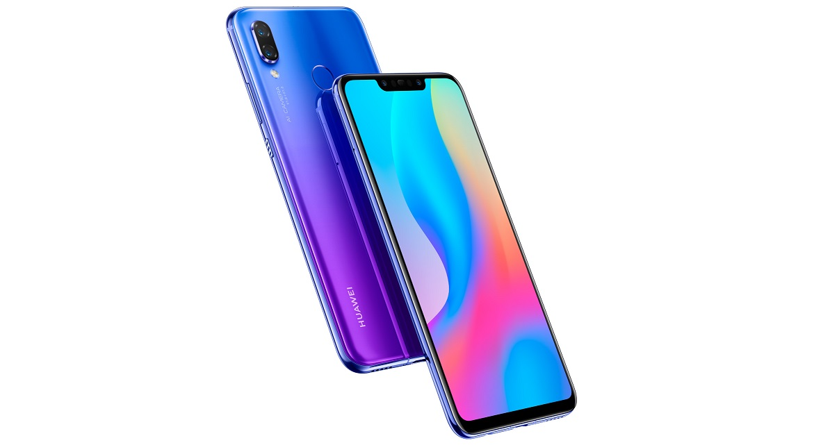 huawei nova 3 price launched specs features
