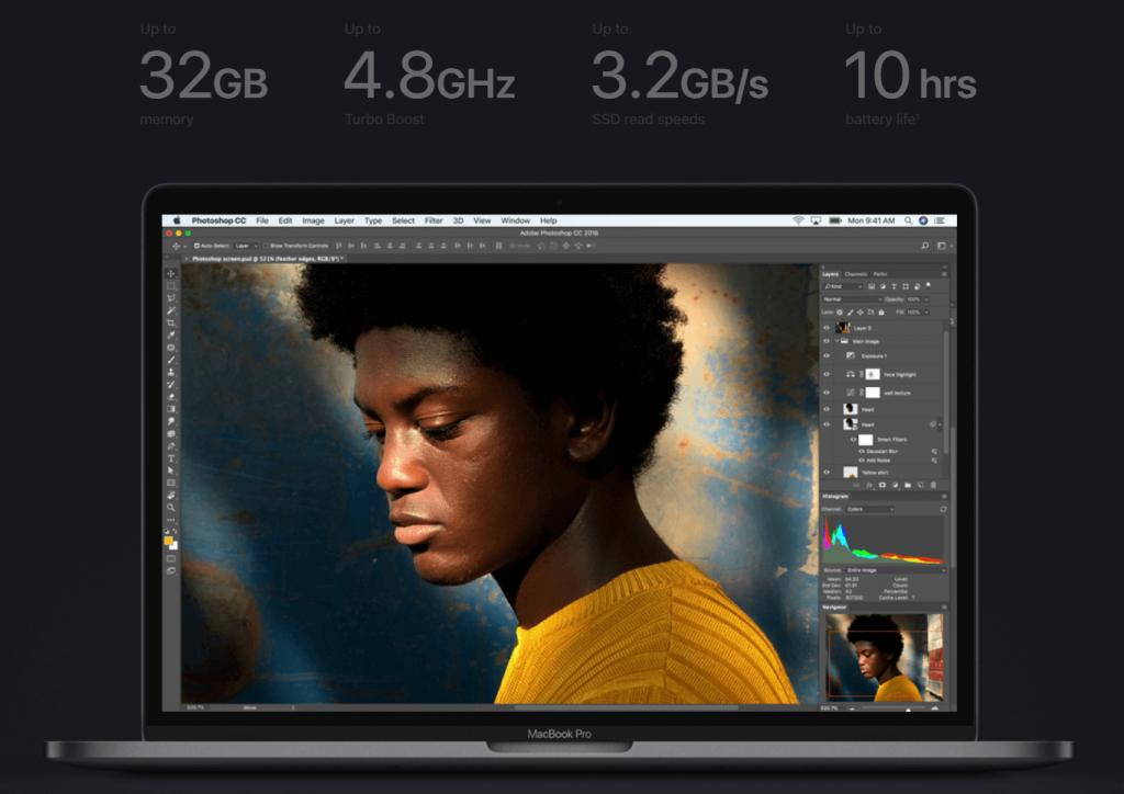 macbook pro $6,699