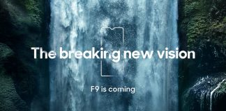 oppo f9 coming soon