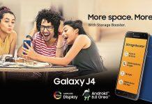 samsung galaxy J4 price nepal
