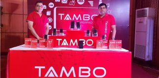 tambo mobiles official nepal price