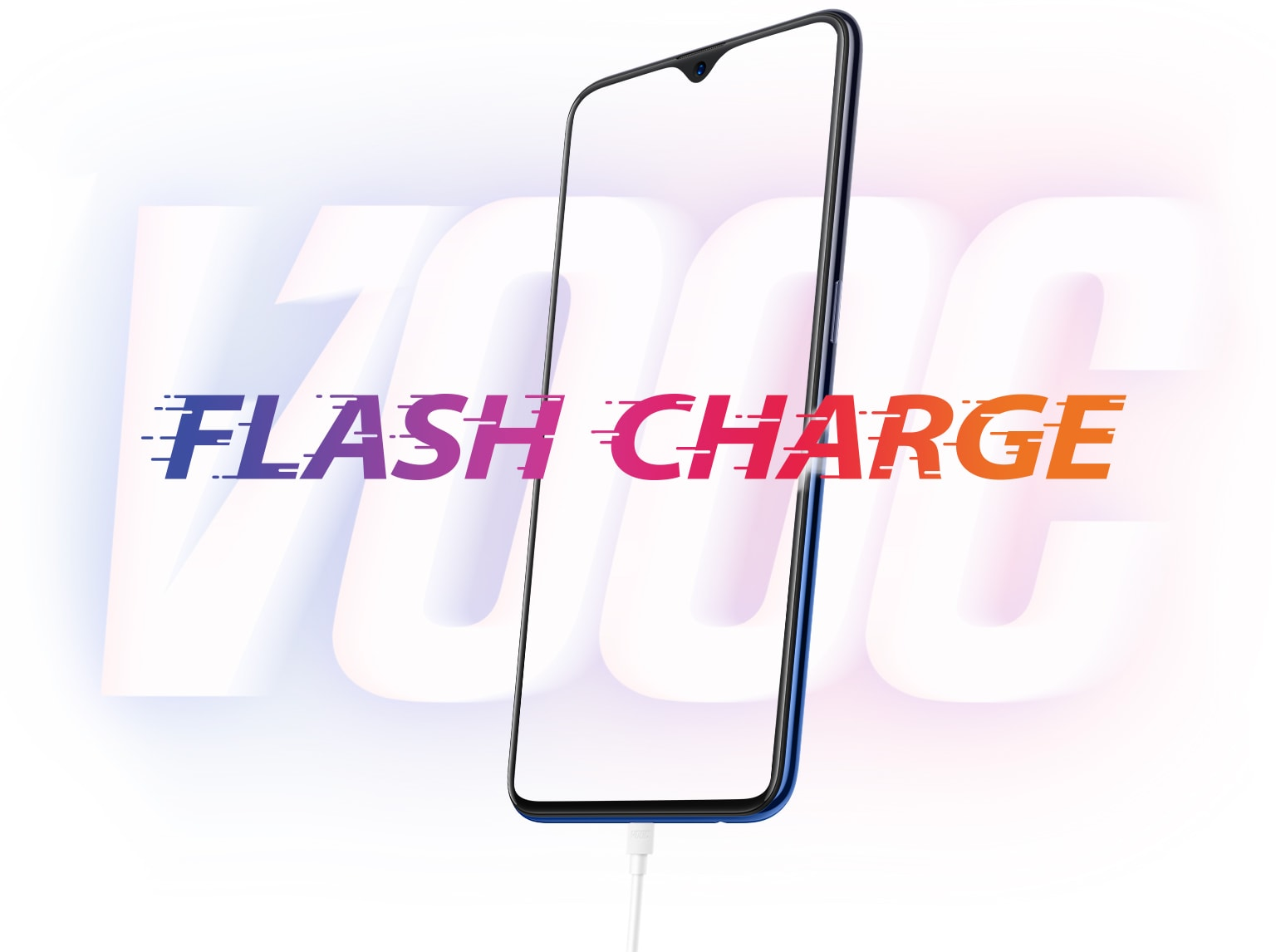 Oppo F9 VOOC fast charging