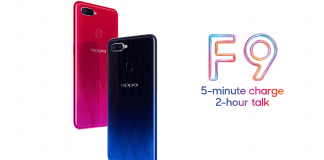 Oppo F9 launched price specs