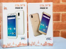 colors pride 5c 5e price specs where to buy