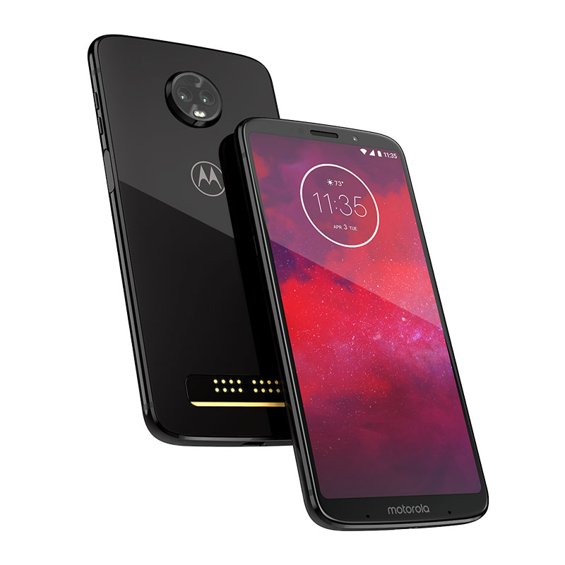 motorola moto z3 display