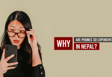 reasons phones expensive nepal