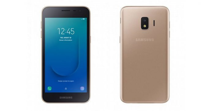 samsung galaxy j2 core launched price specs