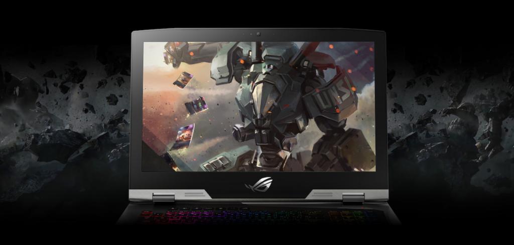ASUS G703GI i9 gaming laptop