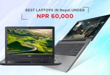 best laptops under 60000 in nepal