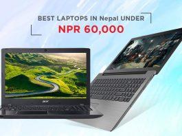 best laptops under 60000 in nepal