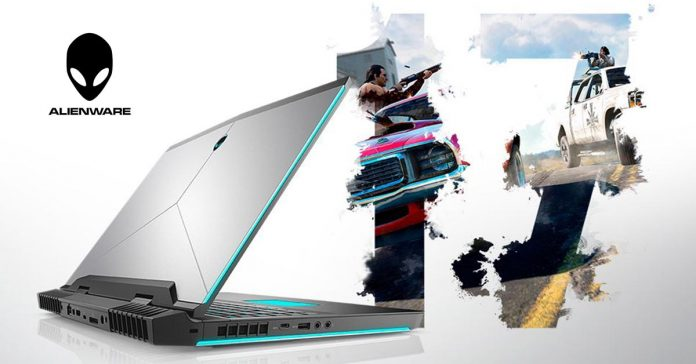 dell alienware laptops nepal