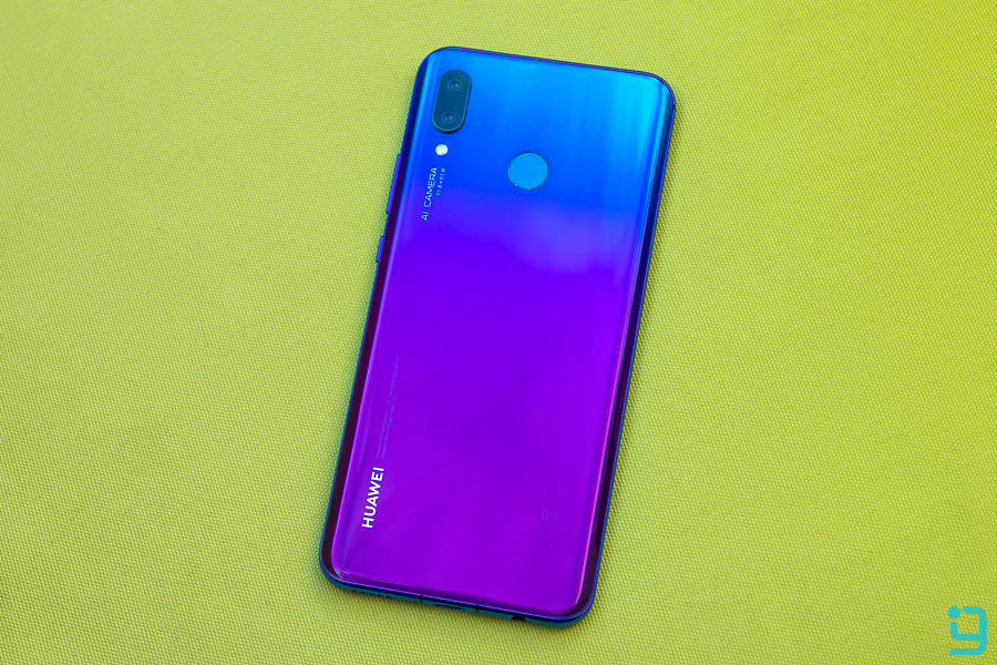 Huawei Nova 3 battery review