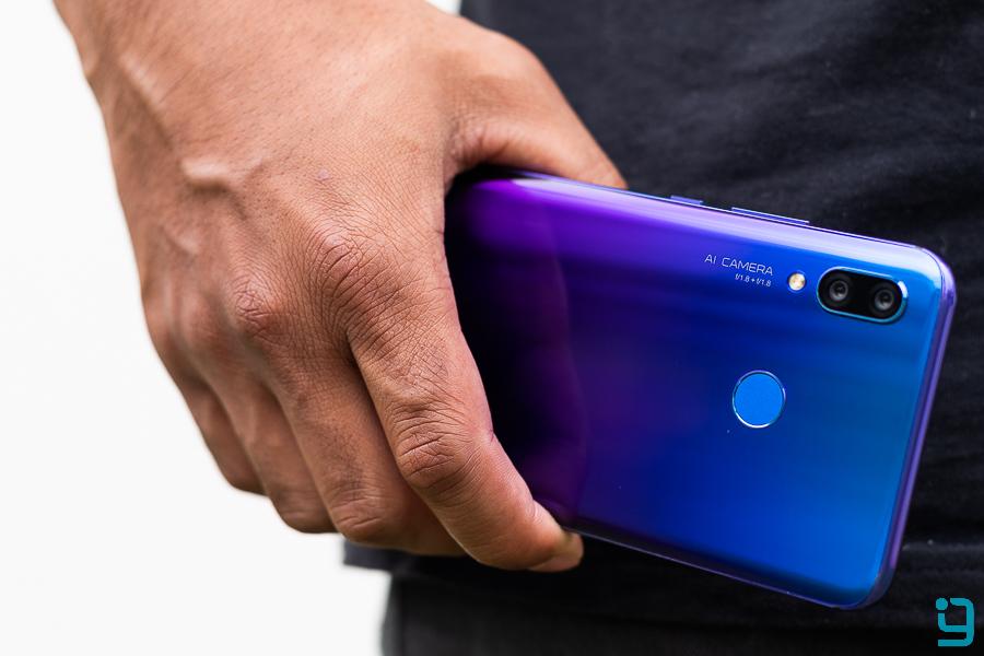 Huawei Nova 3 look and feel review
