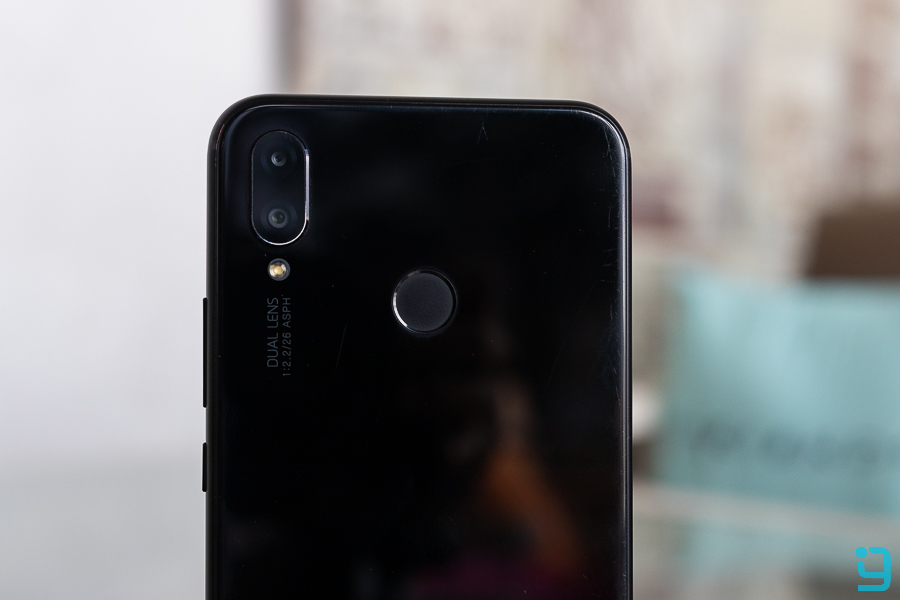 Huawei Nova 3i back camera review