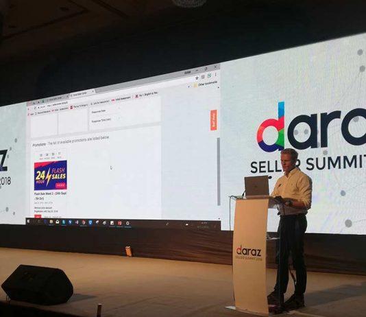 daraz seller summit 2018