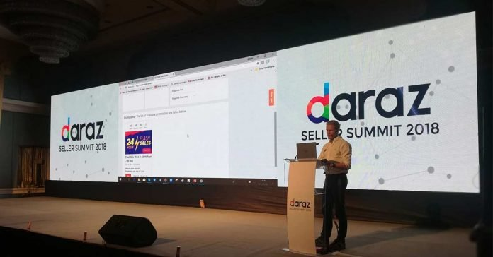 daraz seller summit 2018