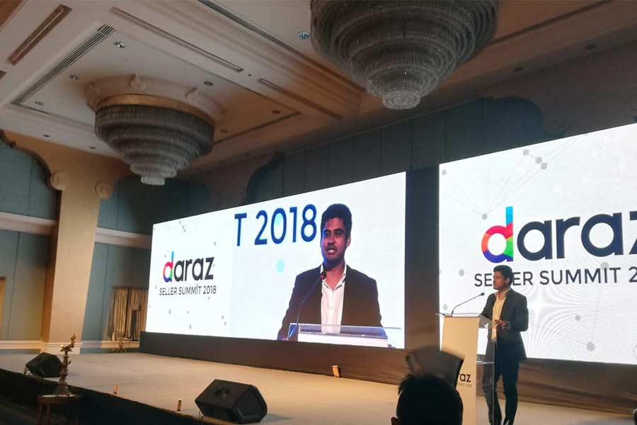 daraz seller summit 2018 daraz nepal ceo