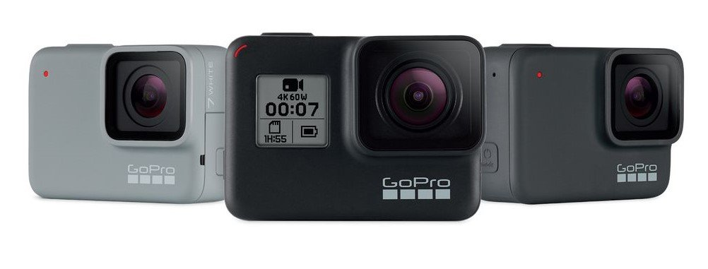 gopro hero 7 black white silver variant