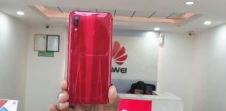 huawei nova 3i red