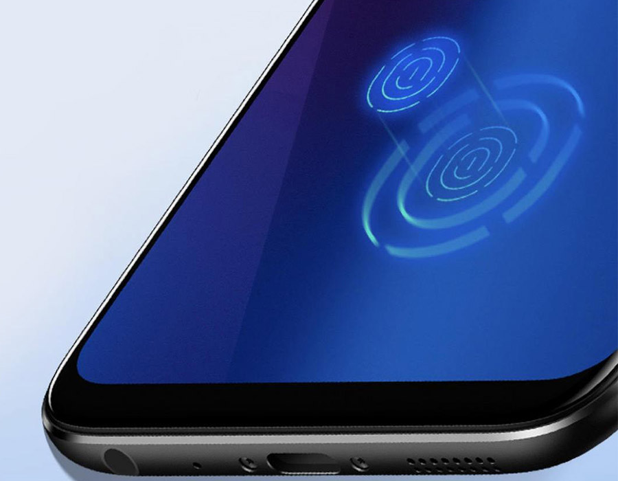 meizu 16x in display fingerprint