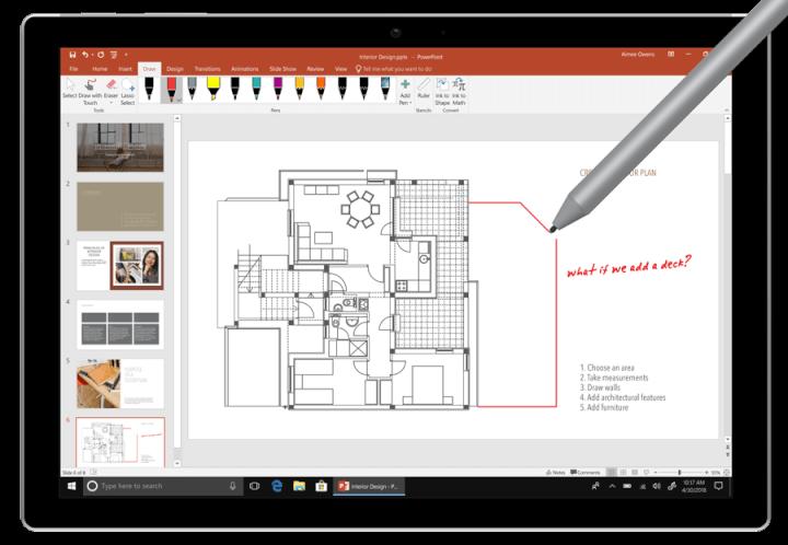 Microsoft Office screenshot