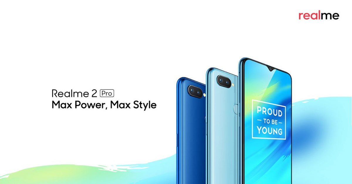 1046b500faf Realme 2 Pro launched with SD660   8GB RAM