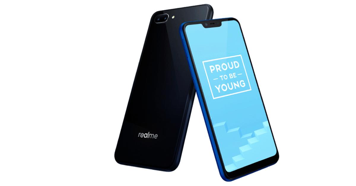 90b9ffda0ff Realme C1 launched  Realme C1 price