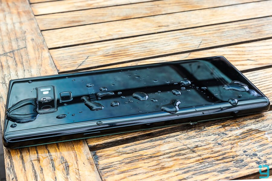 samsung galaxy note 9 design ip68 waterproof dustproof