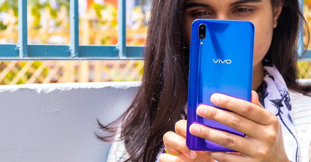 Vivo V11 Pro price in Nepal, specs, review | Vivo V11 price
