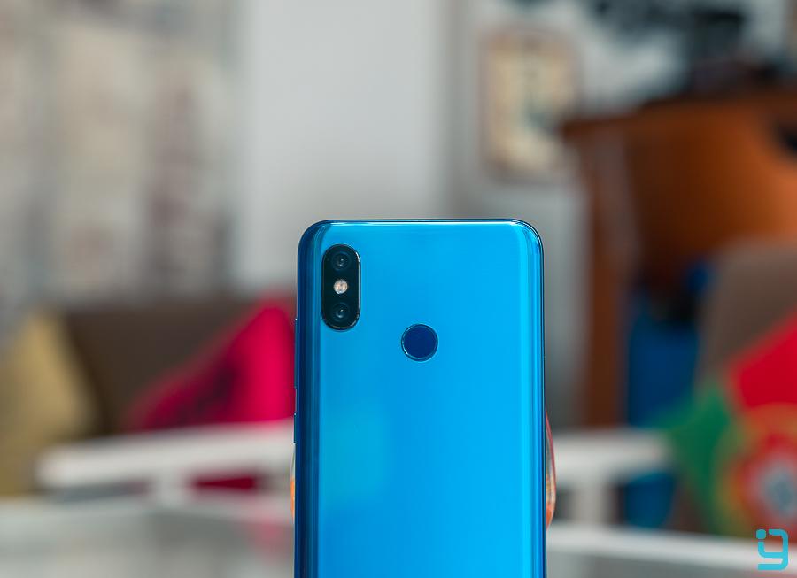 xiaomi mi8 camera review