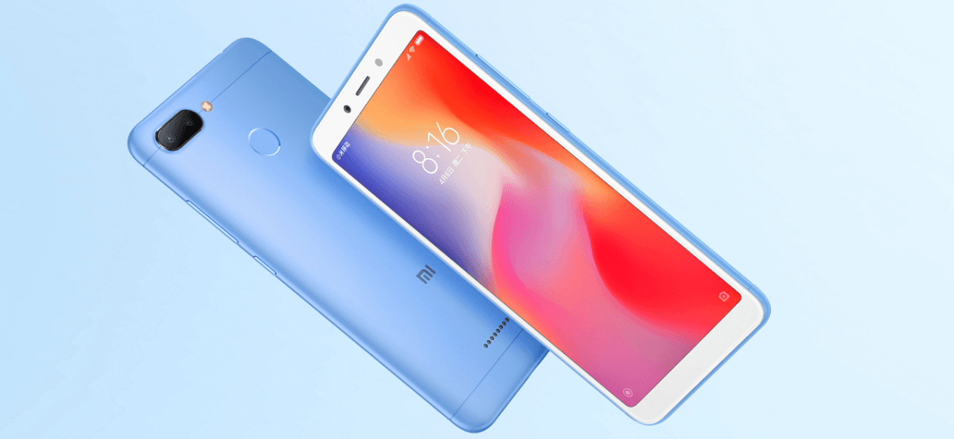xiaomi redmi 6 launched in nepal