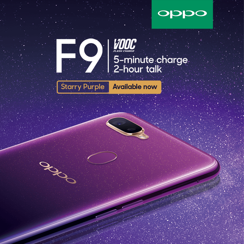 oppo f9 starry night color price