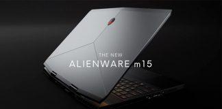 dell alienware m15 2018