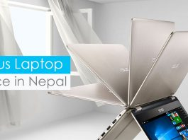 asus laptops price in nepal