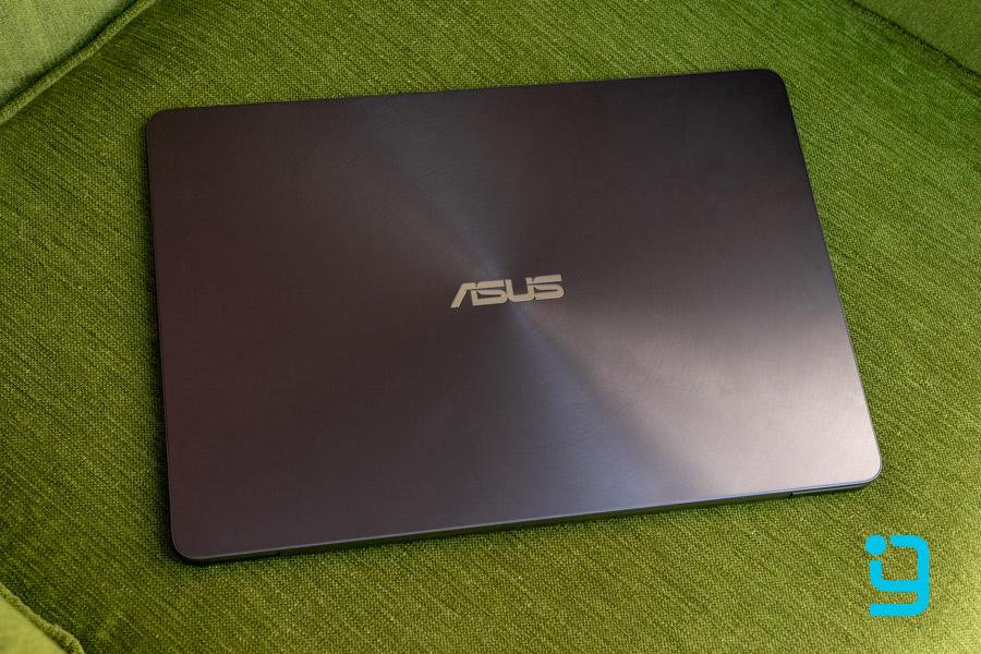 asus zenbook ux430u design