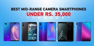 best mid range camera smartphones