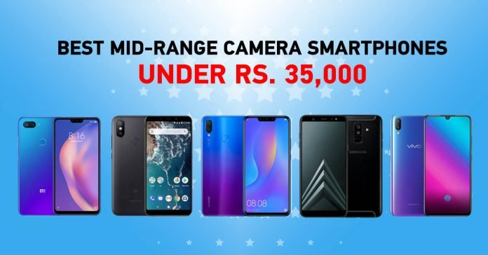 best mid range camera smartphones