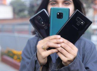 to smartphones to buy in nepal