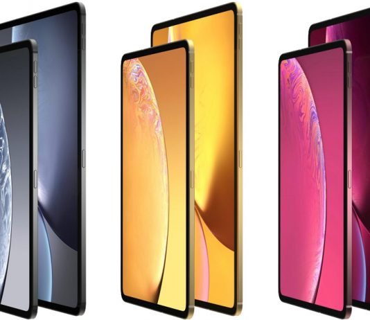 apple ipad pro 2018 launched