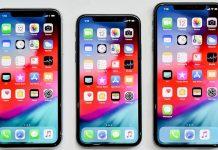 iphone xs max iphone xr