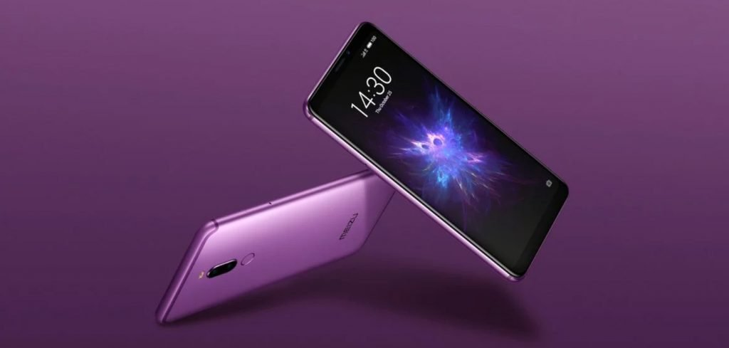 meizu M8 Note Purple
