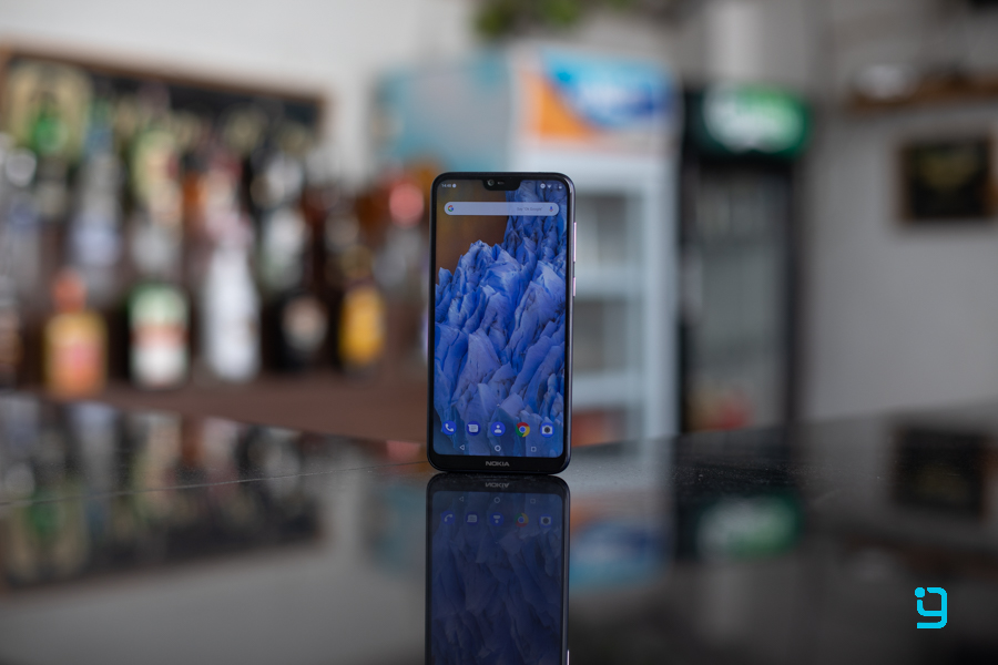 nokia 6.1 plus display