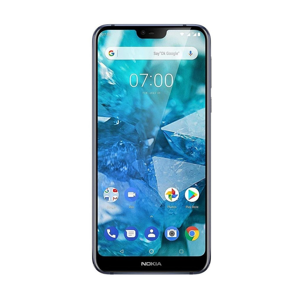 nokia 7.1 display