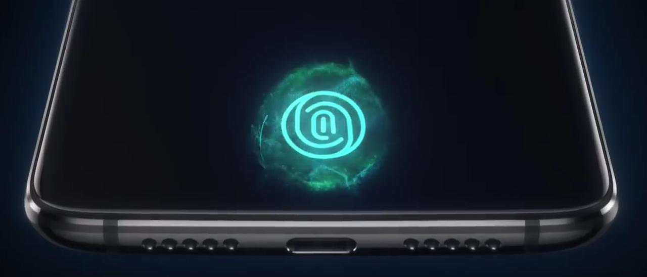 oneplus 6t in-display fingerprint