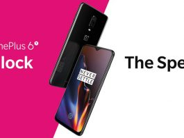 oneplus 6t launched
