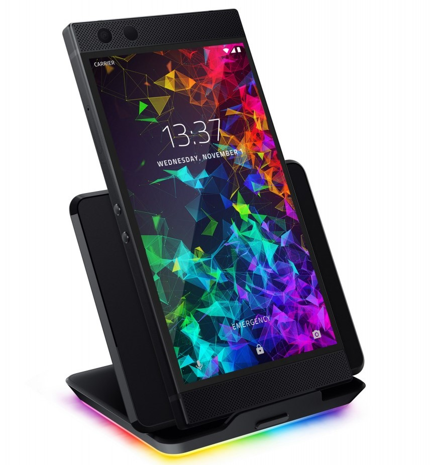 razer phone 2 front
